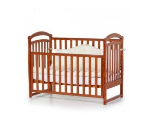 Детская кроватка Верес Соня ЛД-6 орех без ящика - Фото №1