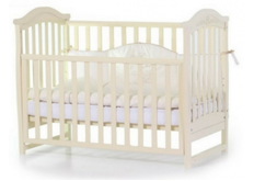 Фото Детская кроватка Верес Соня ЛД-3 слоновая кость
