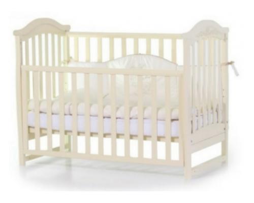 Детская кроватка Верес Соня ЛД-3 слоновая кость - Фото №1