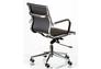 Кресло офисное Special4You Solano 5 artleather black  - Фото №9