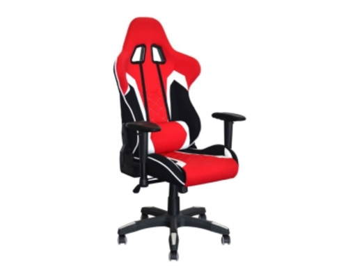 Кресло офисное Special4You ExtremeRace 3 black/red - Фото №1