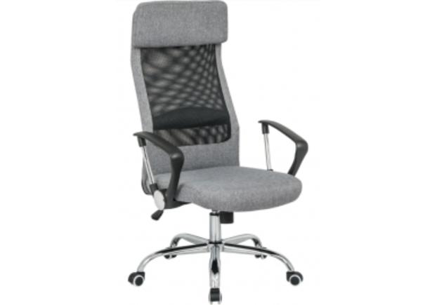 Кресло офисное Special4You Silba grey - Фото №1