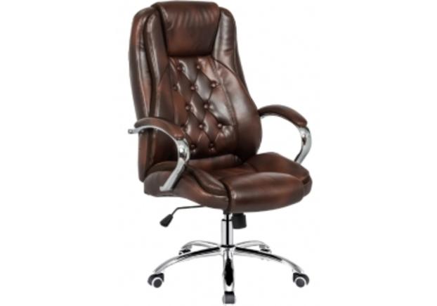 Кресло офисное Special4You Kornat brown - Фото №1