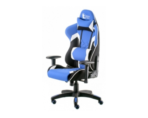 Кресло офисное Special4You ExtremeRace 3 black/blue - Фото №1