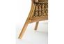 Кресло CRUZO Ацтека натуральный ротанг светло коричневый  - Фото №6