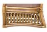 Кресло CRUZO Ацтека натуральный ротанг светло коричневый  - Фото №8