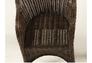 Кресло CRUZO Сейшелла натуральный ротанг коричневый  - Фото №5