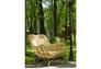Кресло CRUZO Мадонна натуральный ротанг медовый kr0002 - Фото №7