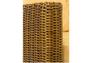 Диван-кровать CRUZO Уго натуральный ротанг с голубым матрасом  - Фото №3
