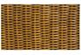 Диван-кровать CRUZO Уго натуральный ротанг с голубым матрасом  - Фото №7