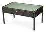 Комплект мебели для улицы CRUZO Корсика искусственный ротанг черный  - Фото №6