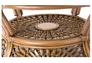 Комплект мебели CRUZO Ацтека натуральный ротанг светло коричневый  - Фото №3