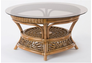 Комплект мебели CRUZO Ацтека натуральный ротанг светло коричневый  - Фото №15