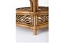 Комплект мебели CRUZO Ацтека натуральный ротанг светло коричневый  - Фото №6