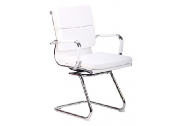 Кресло Slim FX CF (XH-630C) белый - Фото №1