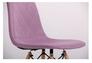 Стул обеденный Лоренцо DC-1779 бук/лиловый - Фото №4