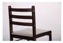 Комплект обеденный Брауни (стол+4 стула) темный шоколад/латте - Фото №3