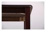 Комплект обеденный Брауни (стол+4 стула) темный шоколад/латте - Фото №6