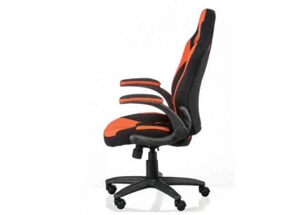 Кресло офисное Special4You Kroz Black/Red  - Фото №2