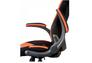 Кресло офисное Special4You Kroz Black/Red  - Фото №5