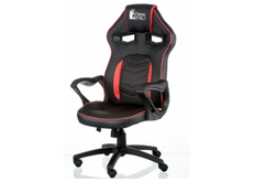 Фото Кресло Special4You Nitro Black/Red