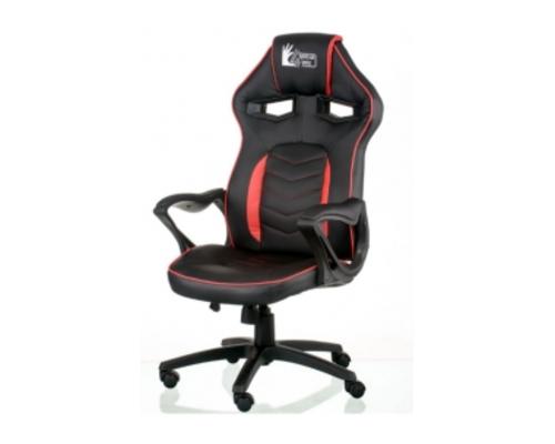 Кресло Special4You Nitro Black/Red  - Фото №1
