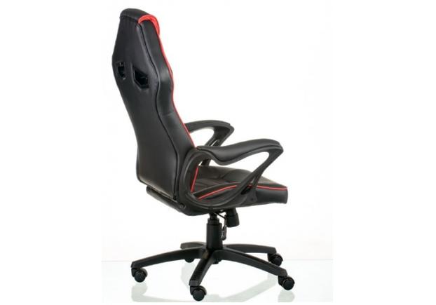 Кресло Special4You Nitro Black/Red  - Фото №2