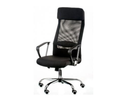 Кресло офисное Special4You Silba black - Фото №1