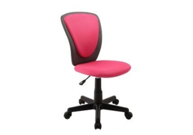 Кресло Home4You BIANCA Pink-dark grey - Фото №1
