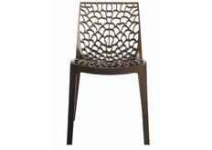 Фото Пластиковый стул GRUVYER MOKA (Грувер Мокко )