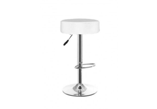 Высокий барный стул Пина белый - Фото №1