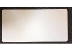 Фото Столешница белая Роатан HPL 120*80 см толщина 25 мм