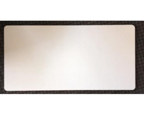 Столешница белая Роатан HPL 120*80 см толщина 25 мм - Фото №1
