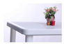 Стол Nettuno 80х80 см пластик белый  - Фото №4
