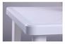 Стол Nettuno 80х80 см пластик белый  - Фото №3