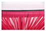 Стол Agave каркас черный/ротанг розовый - Фото №6