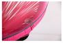 Стол Agave каркас черный/ротанг розовый - Фото №4