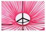 Стул Acapulco каркас черный/ротанг розовый - Фото №3