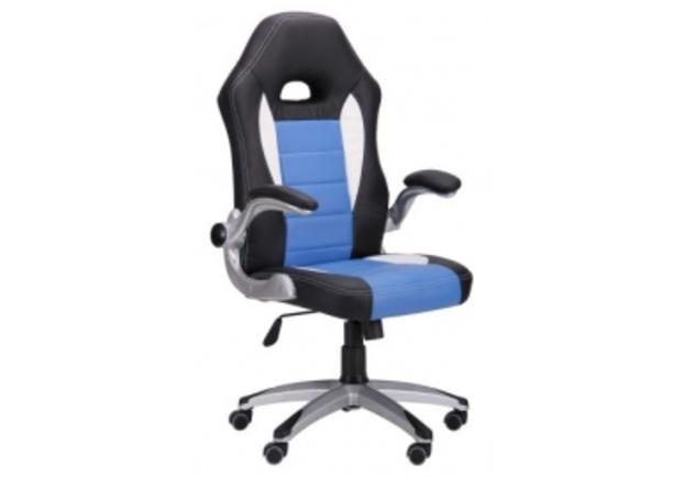 Кресло геймерское Run blue - Фото №1