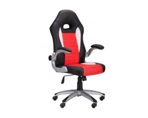 Кресло геймерское Run red - Фото №1