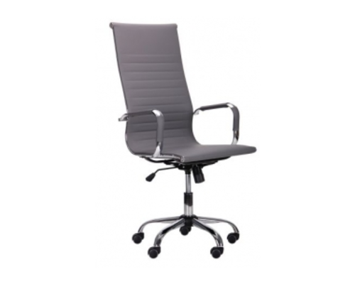 Кресло Slim HB (XH-632) серый - Фото №1