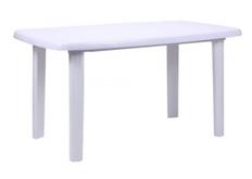 недорогой стол для сада