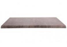 Фото Столешница Верзалит 120*80 см бетон-5662
