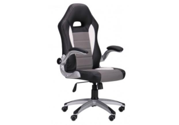 Кресло геймерское Run gray - Фото №1