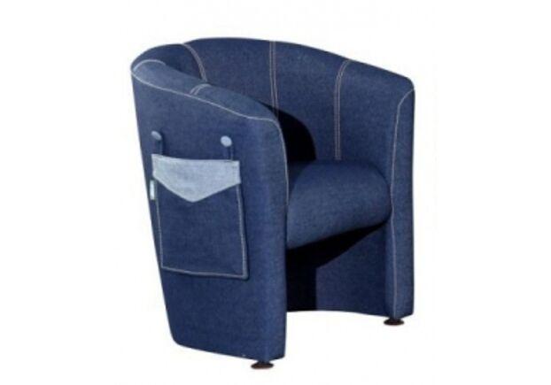 Кресло детское Капризулька ткань Джинс - Фото №1