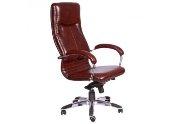 Кресло Ника HB хром искуственная кожа Мадрас  - Фото №1