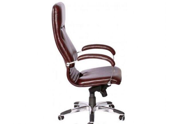 Кресло Ника HB хром искуственная кожа Мадрас  - Фото №2