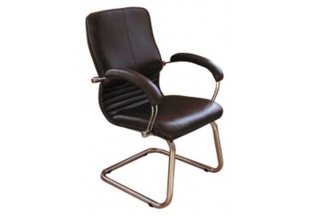 Кресло Ника CF хром кожзам Мадрас  - Фото №1