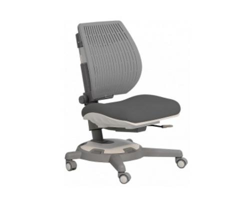 Кресло Mealux Ultraback G спинка серая/обивка серая - Фото №1