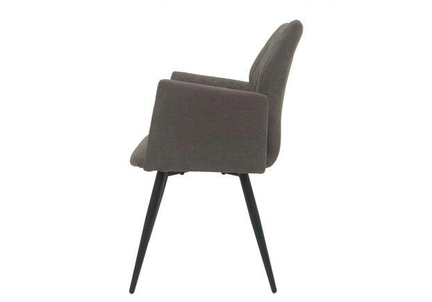 Кресло обеденное GLORY (Глори) ткань стоун грей - Фото №2